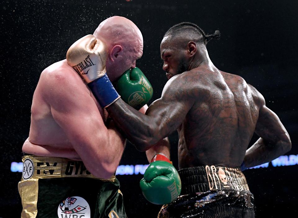 Deontay Wilder vs Tyson Fury II sẽ diễn ra ngày 22 tháng 2 tại Đấu trường MGM Grand Garden ở Las Vegas