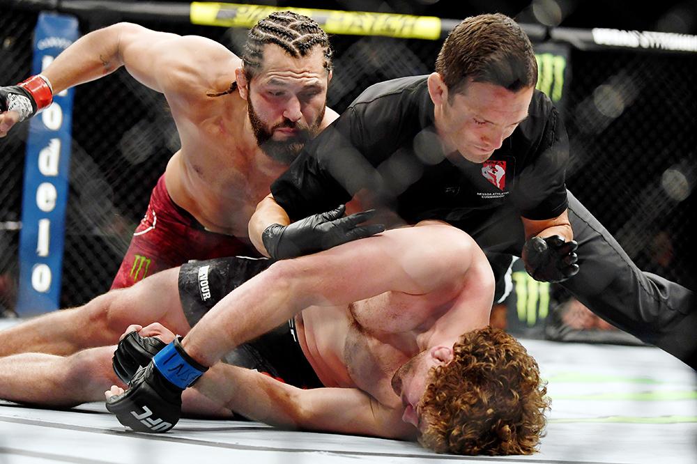 Ben Askren rút lui khỏi MMA