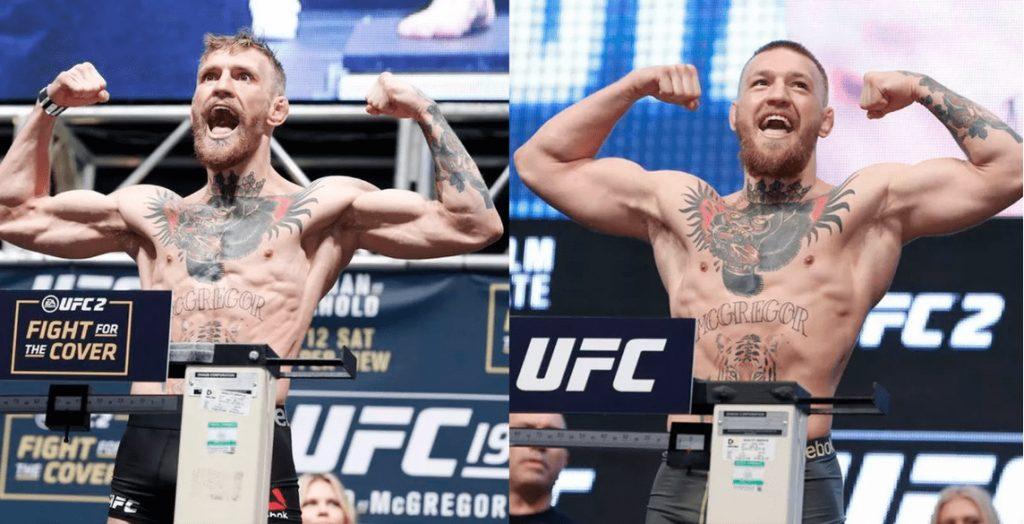 Joe Rogan tiết lộ lý do tại sao Conor McGregor chiến đấu ở Welterweight