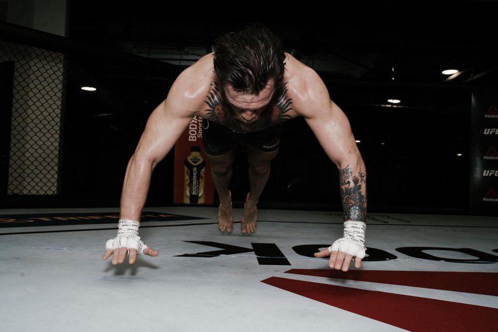 fighterviet Conor McGregor trở lại
