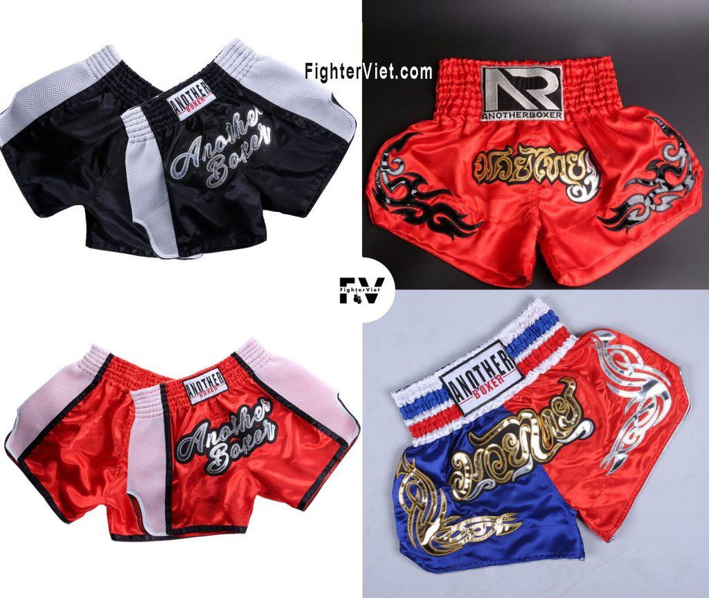 quần short Muay Thái