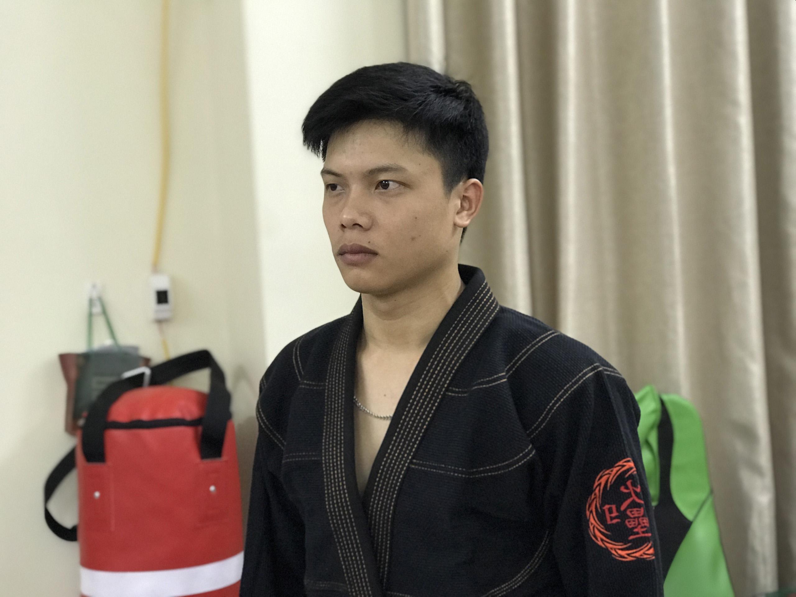 Gi BJJ / Võ Phục Jiu-Jitsu
