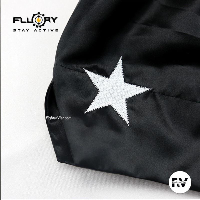 Quần Muay Fluory Special Mắt Đen