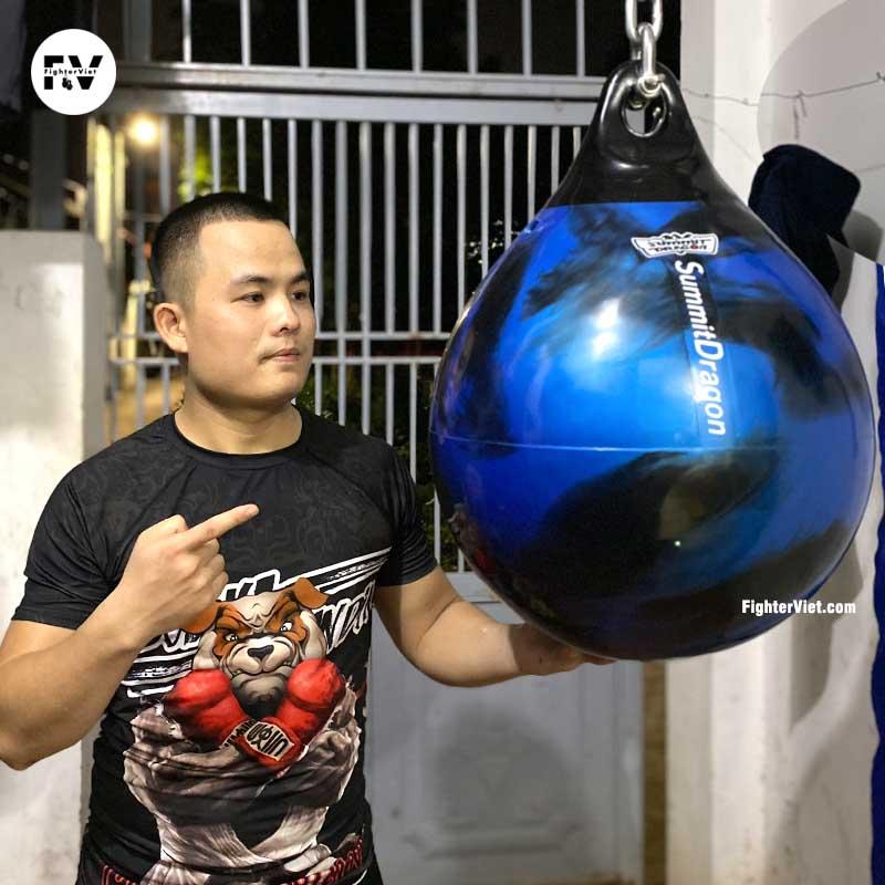 Bao Đấm Nước Boxing AquaBag Summit Dragon Cỡ Lớn