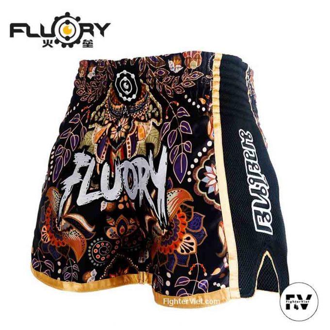 Quần Muay Thái Fluory Limited