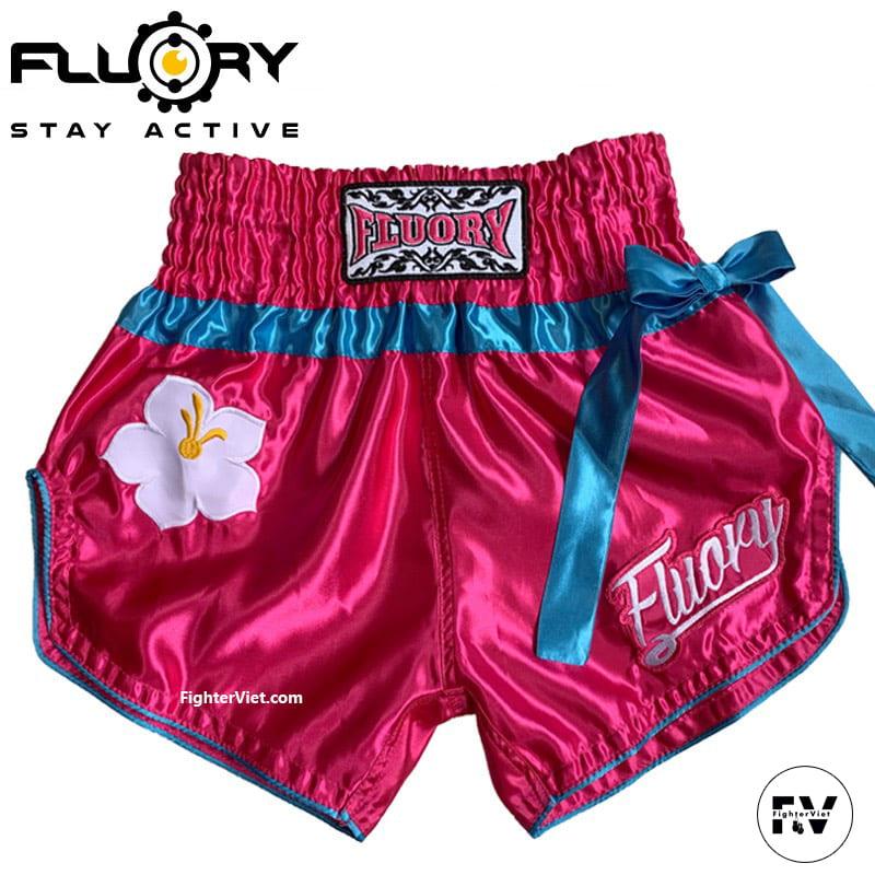 Quần Muay Thái Fluory Flower