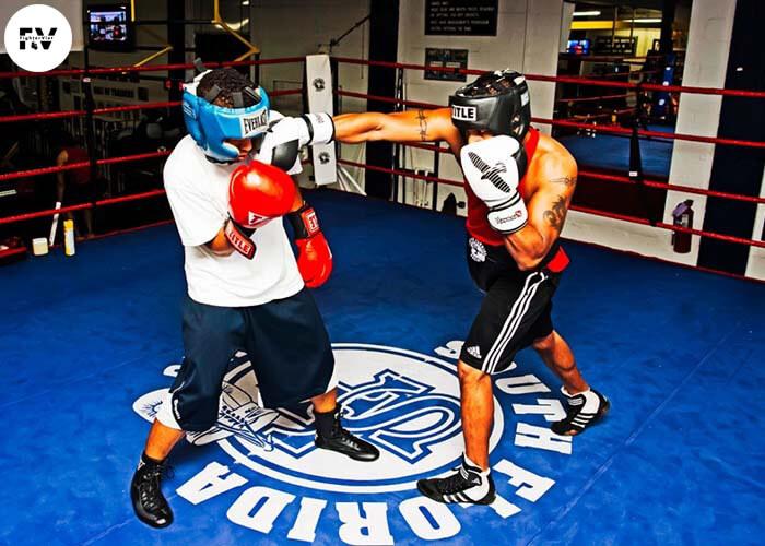 Sparring Boxing là gì