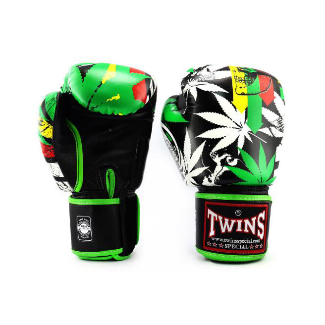 Găng Tay Twins FBGVL3-54 Grass Collection Boxing Gloves