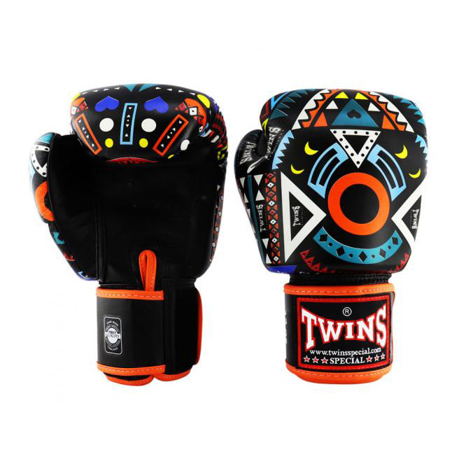 Găng Tay Twins FBGVL3-57 Totem Boxing Gloves