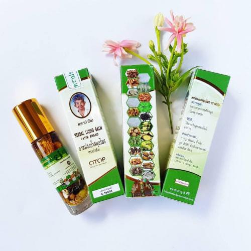 Dầu Thái Lan 22 loại thảo dược