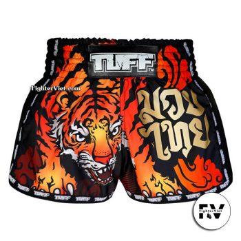 quần muay thái cruel tiger