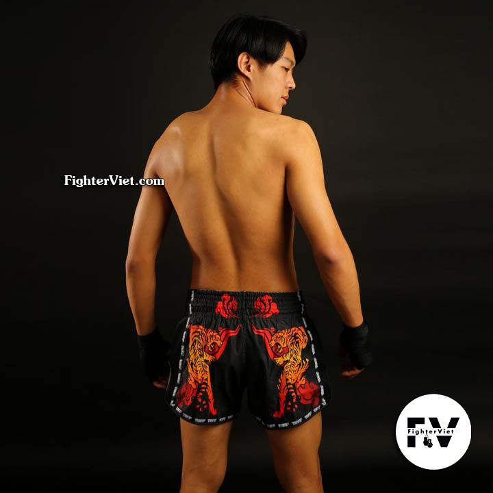 Quần Muay Thái Cruel Tiger TUFF