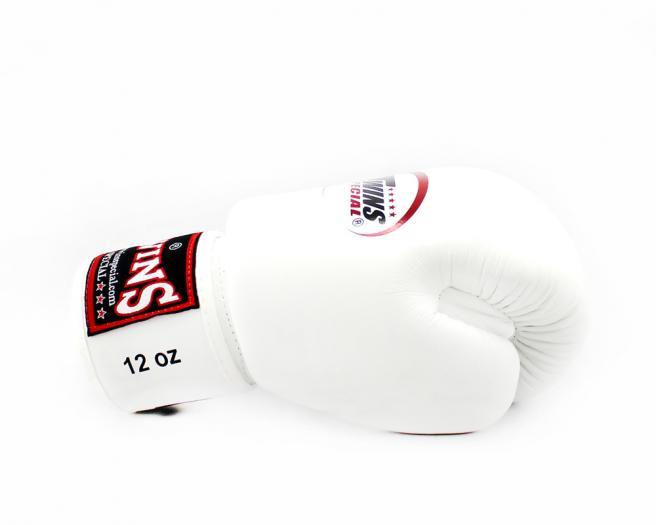 Găng Tay Twins BGVL3 Velcro Gloves - Trắng