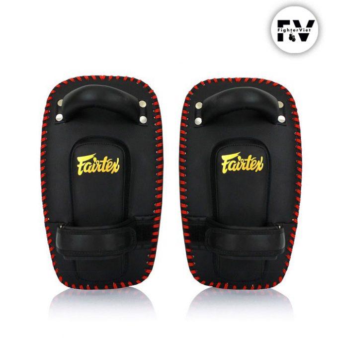 Đích Đá Fairtex KPLC6 Microfiber Curved Kick Pads - Loại Nhỏ