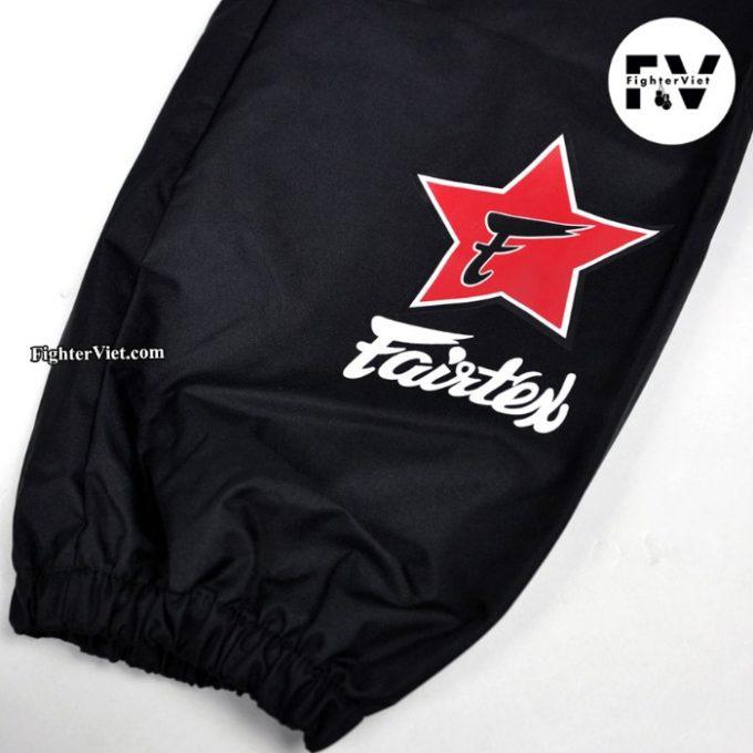 Quần Áo Ép Cân Fairtex VS2 Vinyl Sweatsuit